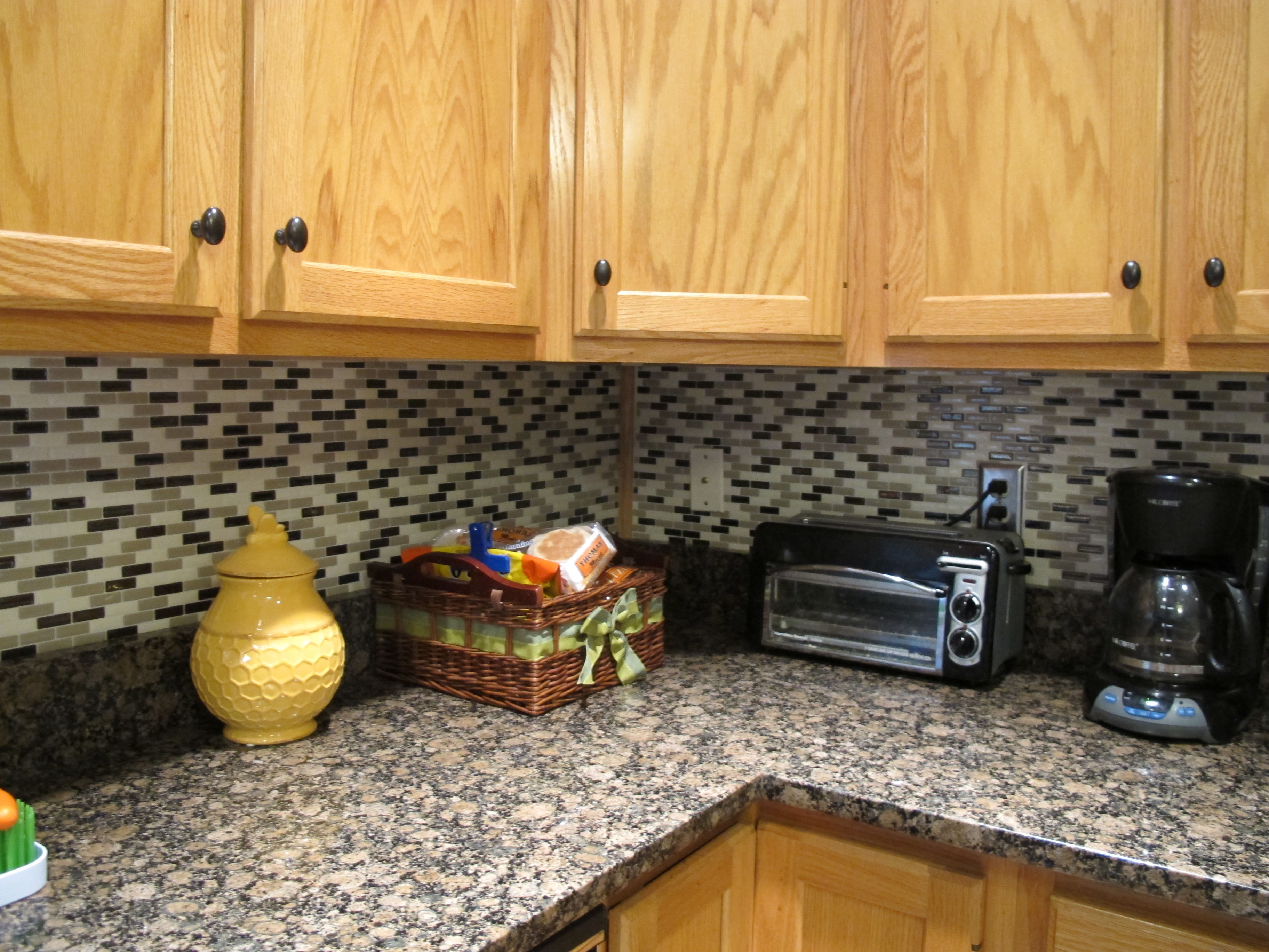Covering Ugly Kitchen Countertops