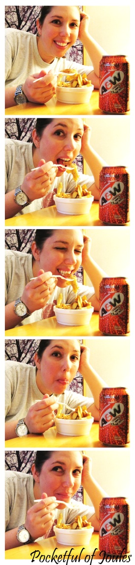 first taste photo strip