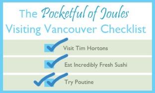 vancouver checklist