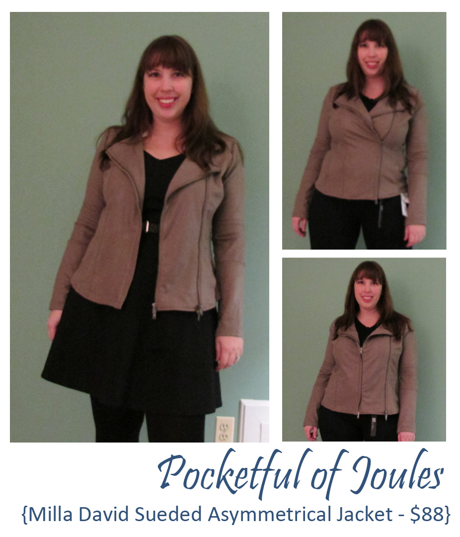 Stitch Fix Jacket - November Fix